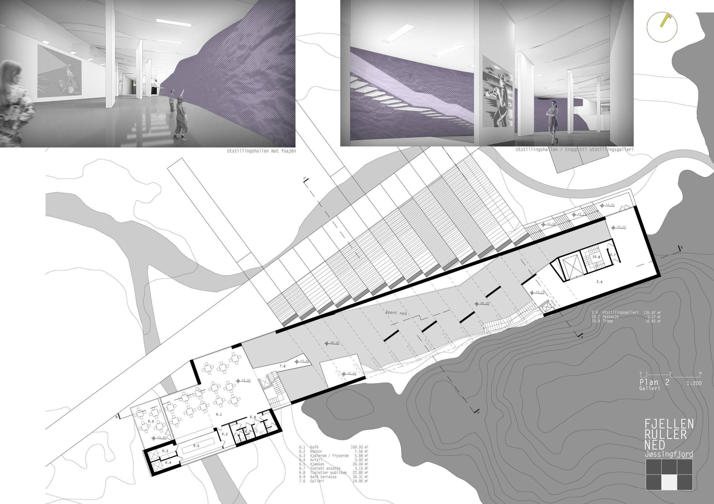 norvég pályázatok épülettervezése