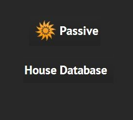 passive house database logo