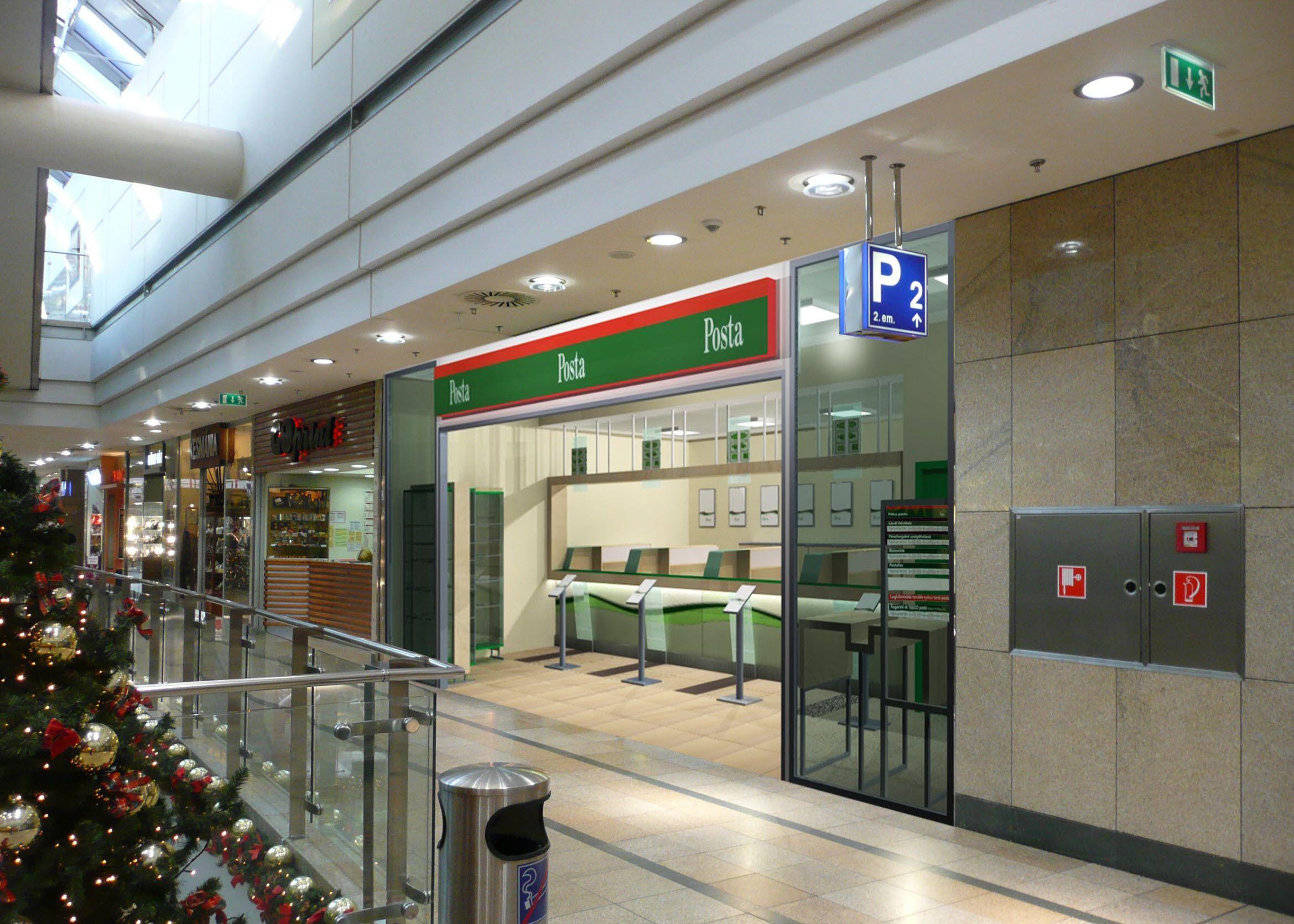 Magyar Posta 3d digitális modellezés