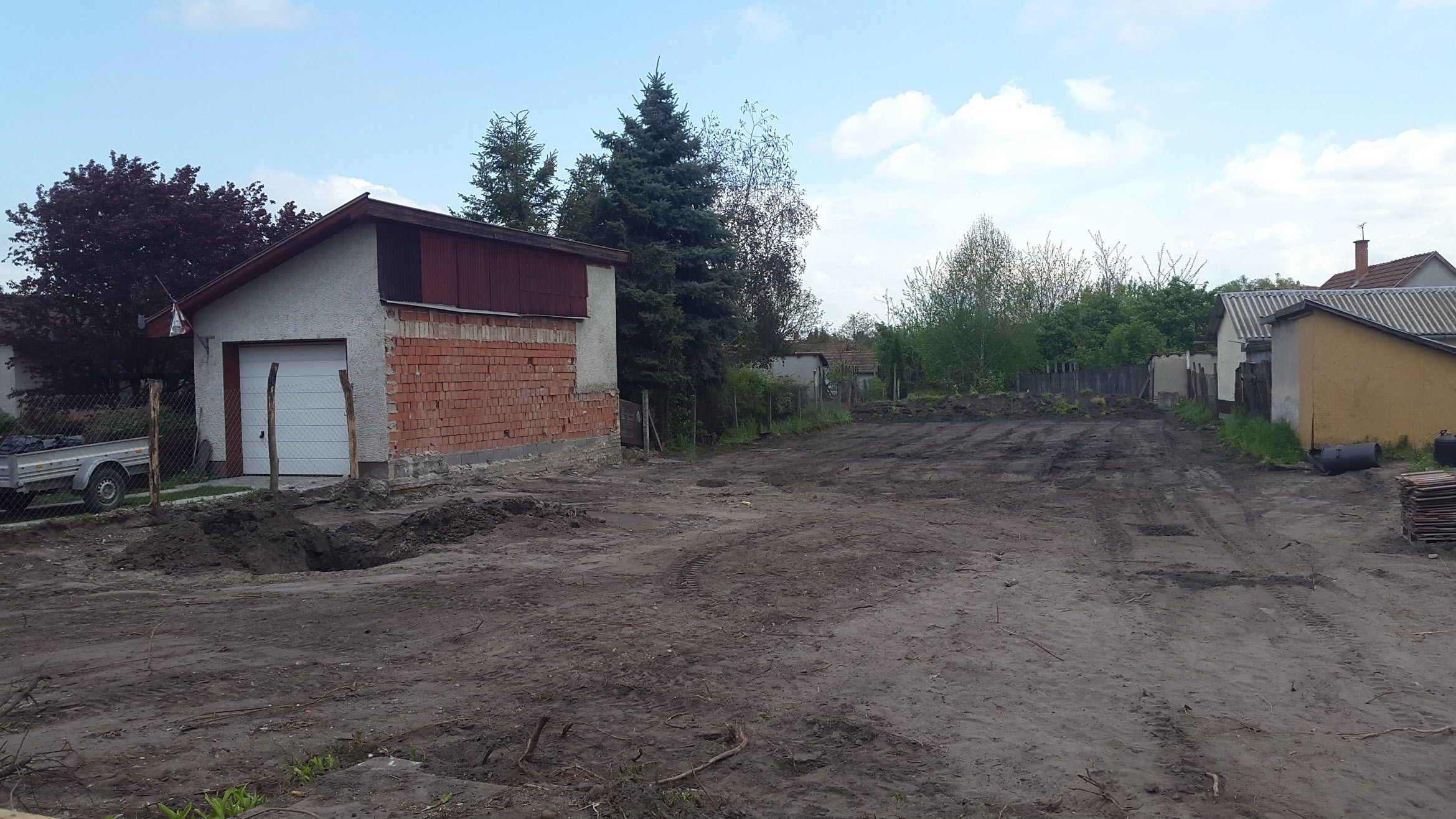 Passive house building plan