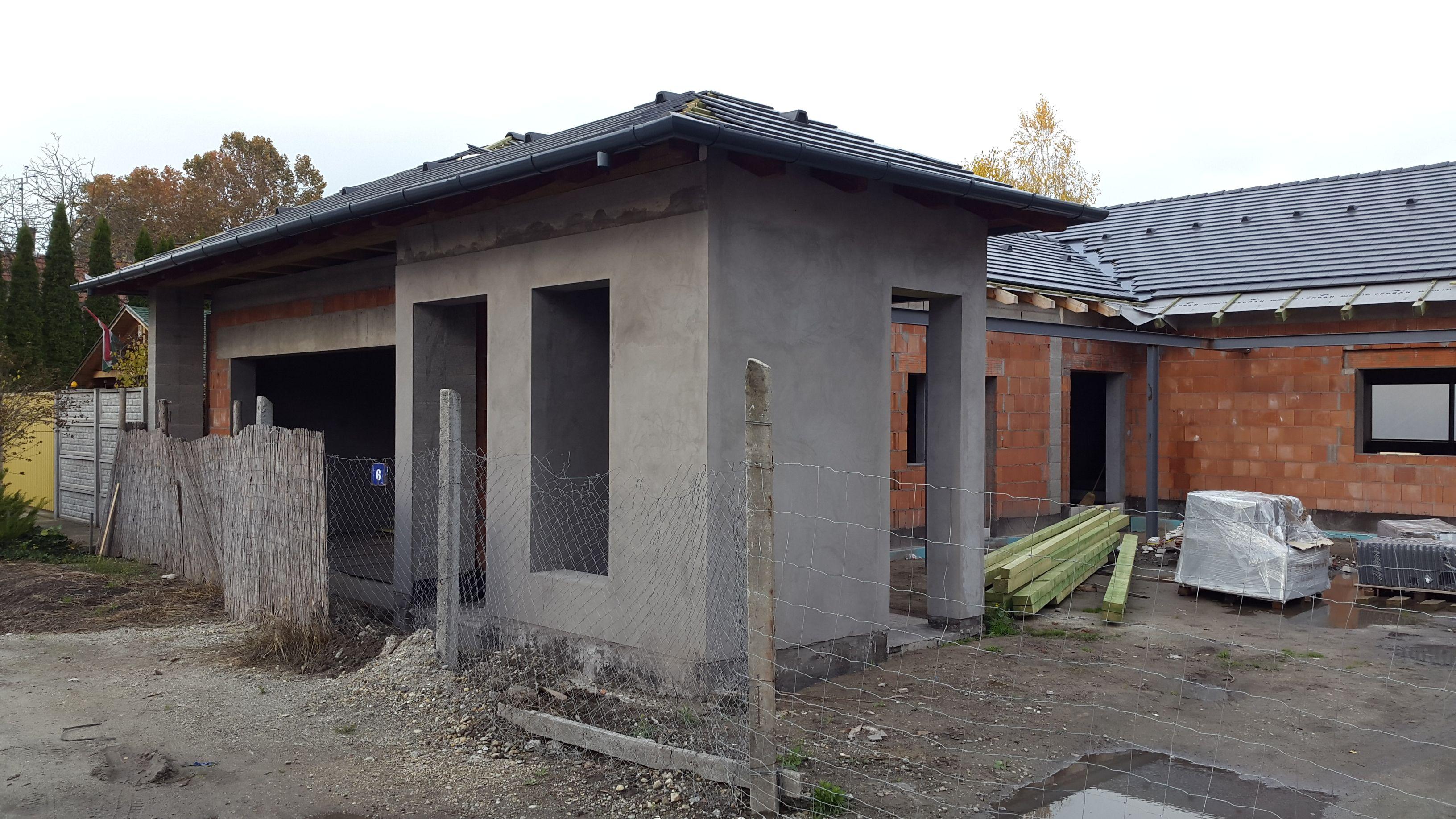 Cegléd családi ház 3d digitális modellezése