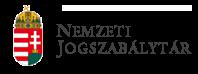 nemzeti jogszabálytár logo